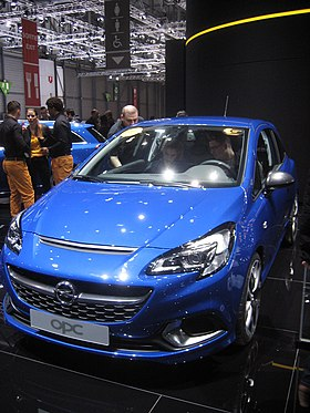 Opel Corsa — Wikipédia