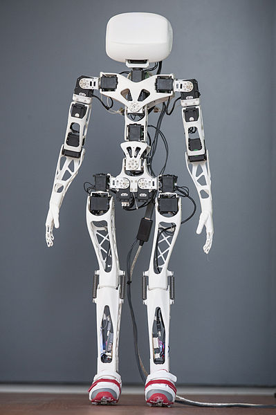 file open source 3d printed poppy humanoid wikimedia commons. Black Bedroom Furniture Sets. Home Design Ideas
