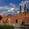 Opole - mury obronne i katedra Św. Krzyża.jpg