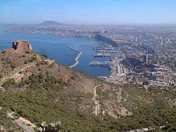 View of Oran