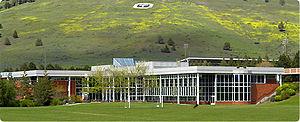 Oregon Institute of Technology, Klamath Falls - Purvine Hall