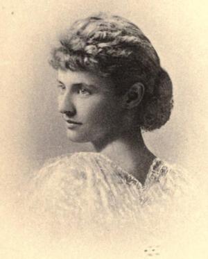 Orelia Key Bell - Orelia Key Bell, ca. 1895