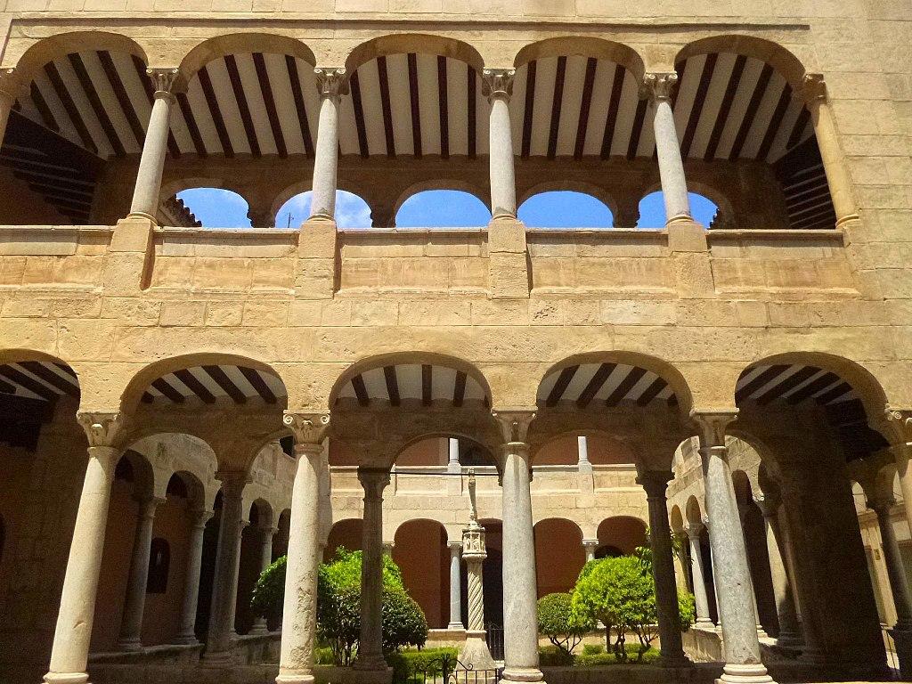 Orihuela - Catedral del Salvador, claustro 03