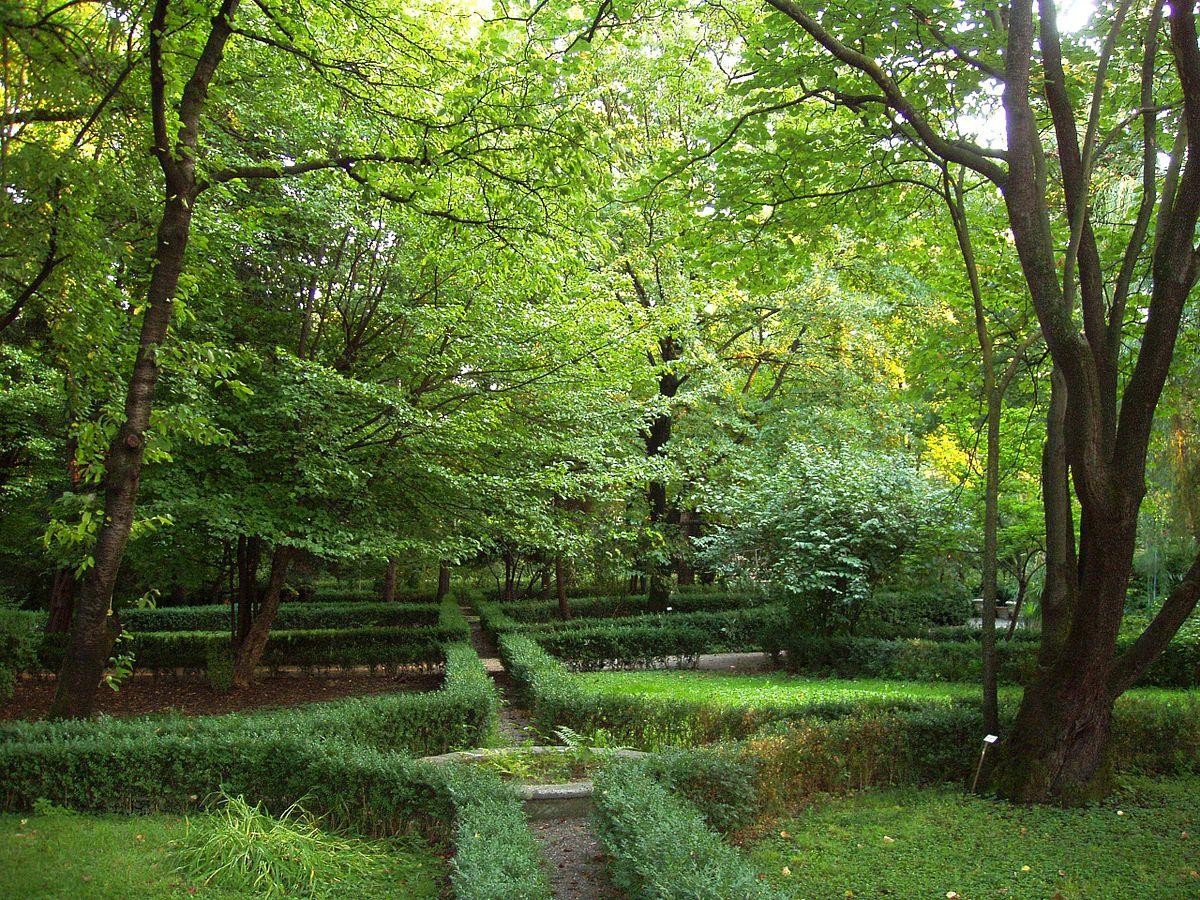 orto botanico di parma wikipedia