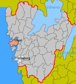 ulricehamn karta