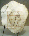 Ostracon-ThoughtToDepictSenenmut01 MetropolitanMuseum.png