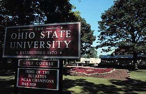 Ohio State University Golf Club - Image: Osu golf club photo