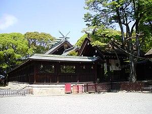 Ōtori taisha - Image: Otorishrine