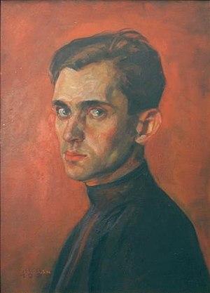 Otto Barth (artist) - Self-portrait (date unknown)