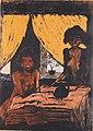 Otto Mueller - Zwei Zigeunerkinder im Wohnraum - 1926-27.jpeg