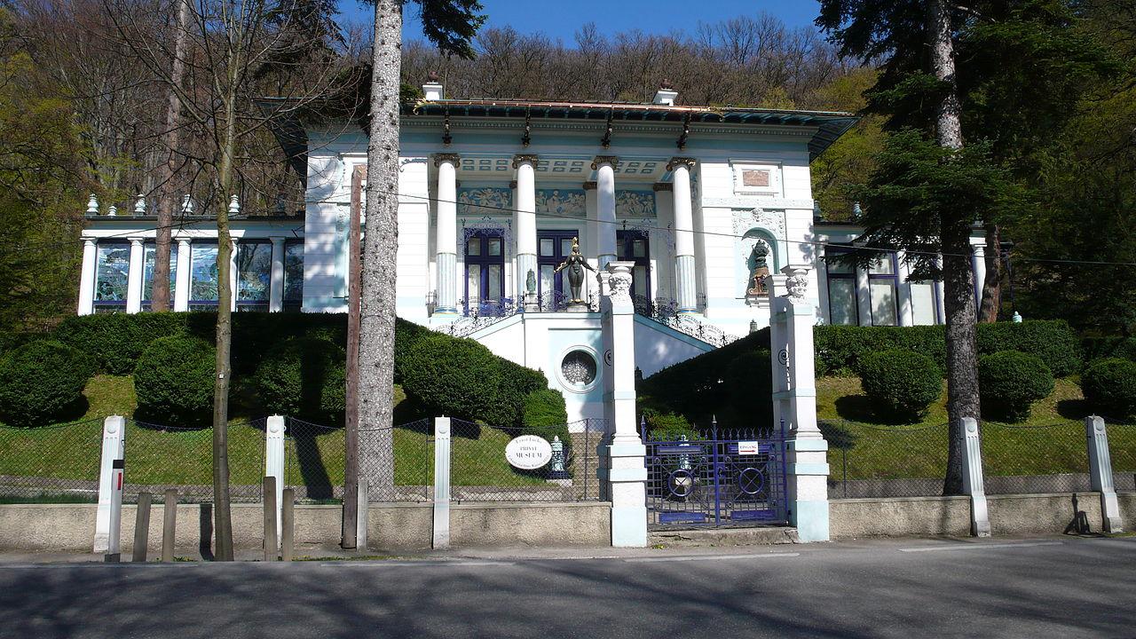 Villa Stile Liberty Monte San Pietro