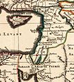 Ottoman Empire 1696 by Jaillot cropped the Middle East A.jpg