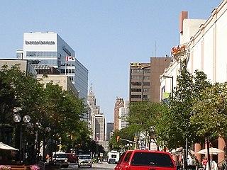 Detroit–Windsor Conurbation