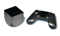 Ouya video game microconsole (9172860385) with transparency.png