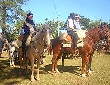 Paraguay-Culture-Ovecha Ragué Festival Paraguay