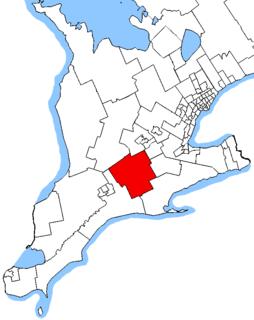 Oxford (provincial electoral district) provincial electoral district in Ontario, Canada