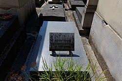 Tomb of Pierre Dercourt
