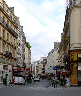 Image illustrative de l'article Rue du Faubourg-Montmartre