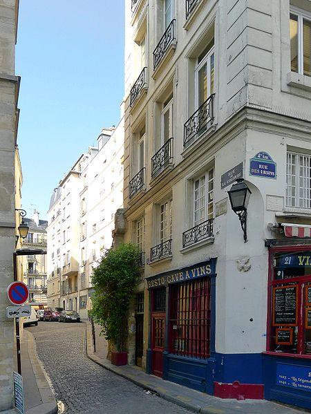 Fichier:P1030918 Paris IV rue de la Colombe rwk.JPG