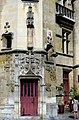 P1130194 Paris V rue du Sommerard n°24 hôtel de Cluny rwk.JPG