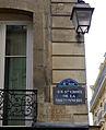 P1210415 Paris IV rue Ste-Croix-de-la-Bretonnerie plaques rwk.jpg