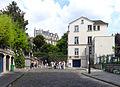 P1270046 Paris XVIII place Casadesus encours.jpg