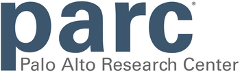 English: Palo Alto Research Center logo.