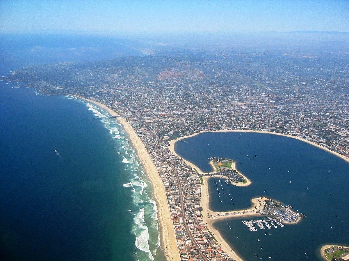 Pacific beach san diego - 1 part 3