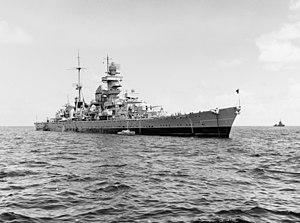 A Prinz Eugen nehézcirkáló