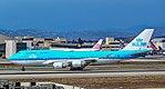 PH-BFS KLM Royal Dutch Airlines Boeing 747-406(M) s-n 28195 (37523274254).jpg