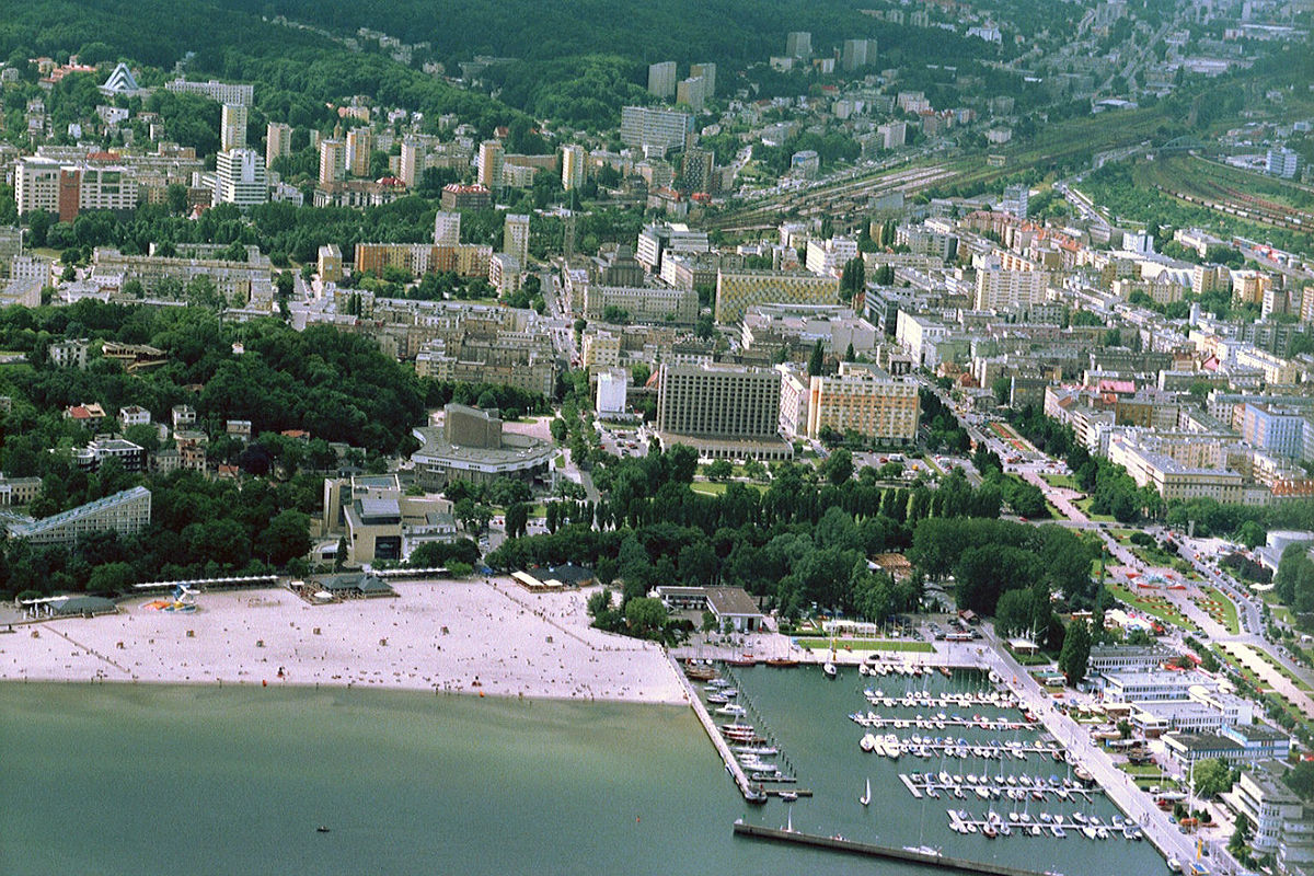 Gdynia Simple English Wikipedia The Free Encyclopedia