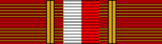 Krystyna Janda - Decoration of Honor Meritorious for Polish Culture