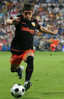 Pablo Hernández (footballer, born 1985) Spanish footballer