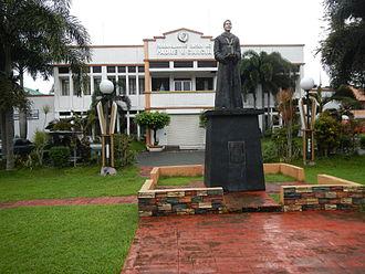 Vicente García - Vicente Garcia Municipal Hall, Padre Garcia, Batangas.