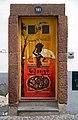 Painted door (OJango). Funchal, Madeira.jpg
