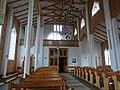 Pakalnių bažnyčia, vaizdas į balkoną.JPG