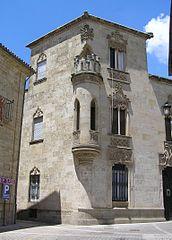 Palacio de la Marquesa de Cartago. Vista general desde la calle Díaz Taravilla.jpg