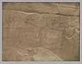Palais de Karnak, sculptures extérieures du sanctuaire de granit. MET DP-388-040.jpg