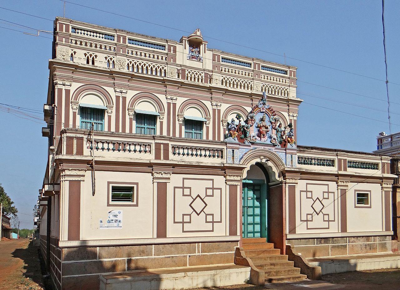 datei palais de la communaut chettiar kanadukathan inde 13915675887 jpg wikipedia. Black Bedroom Furniture Sets. Home Design Ideas