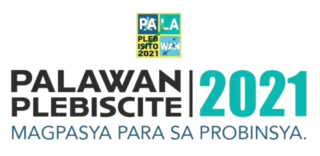 2021 Palawan division plebiscite