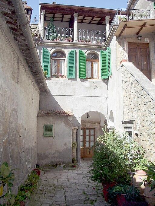 Palazzo Comitale Sorano