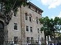 Palazzo Perolari-Malmignati, retro, dettaglio (Lendinara) 04.jpg