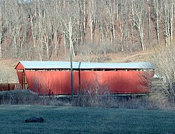 Palos Covered Bridge
