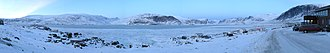 Pangnirtung - Image: Pangnirtung panorama