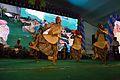 Panjabi Dance - Evening Function - Rawatpura Sarkar Ashram - Chitrakoot - Satna 2014-07-05 6893.JPG