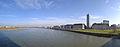 Panorama Rheinkniebrücke Düsseldorf 3.jpg