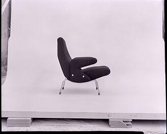 Arflex - Armchair by Arflex. By Paolo Monti photographer, 1975.