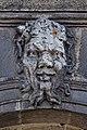 Paris - Les Invalides - Façade nord - Mascarons - 004.jpg