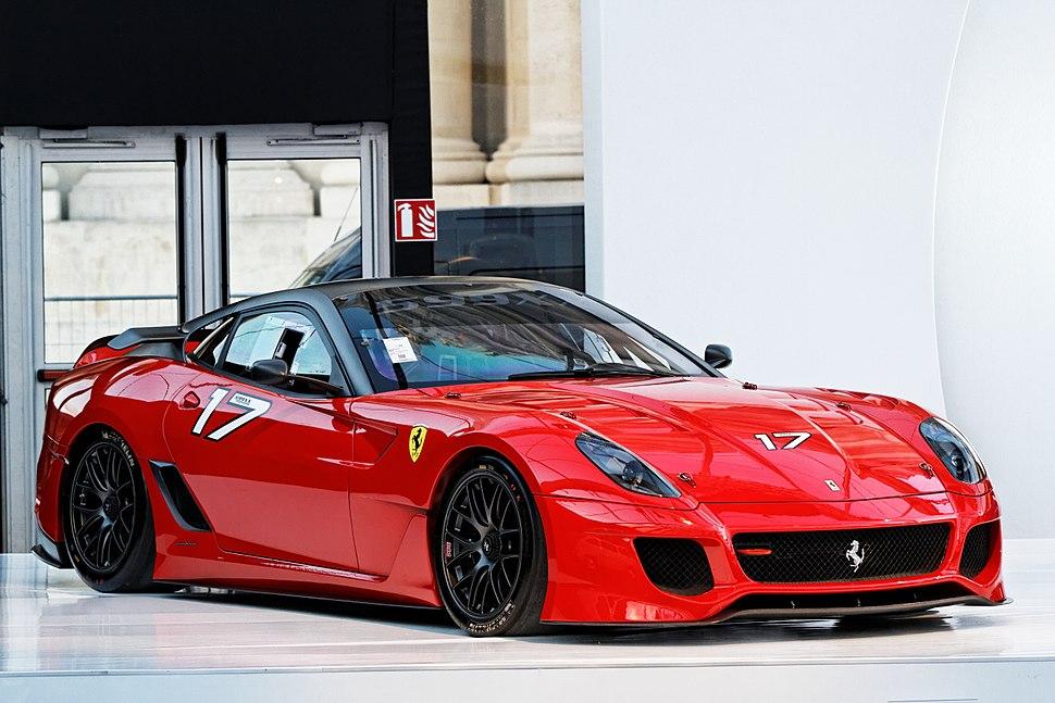 Paris - RM Auctions - 5 février 2014 - Ferrari 599XX - 2010 - 010