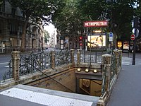 Assembl e nationale paris m tro wikipedia for Carrelage du sud boulevard saint germain